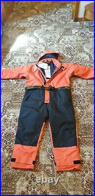 Mullion Flotation Suit Xxl New With Tags