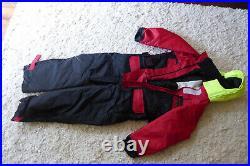 Mullion North Sea 50N Floatation/Flotation Suit (One piece) fishermen deckhand