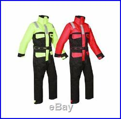 Mullion North Sea I Overalls 1-teiliger Swimsuit SIZES S 3XL Floatation Suit