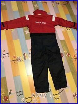 Mullion North Sea I Overalls 1-teiliger Swimsuit SIZES S Floatation Suit