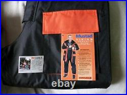 Mustad Viking 2 Piece Flotation Suit Size M Excellent Condition Never Used