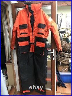 Mustad Viking Floatation Suit Buoyancy Aid 50 Size XXL. Fishing / Sailing