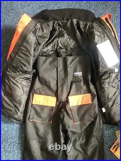 Mustad Viling Thermotic Two Piece Suit (Flotation Suit) Size Large