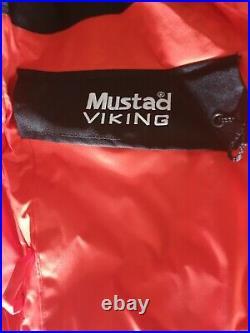 Mustard Viking 2 Piece Floatation Suit XL Brand New