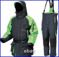 NEW 2021 Imax CoastFloat Floatation Suit Blue/Flou 2pcs