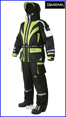 New Daiwa Crossflow Pro Breathable 2pc Flotation Suit All Sizes Available