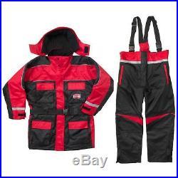 Penn Schwimmanzug Angeln Floatation Suit Jacke & Hose Größe S
