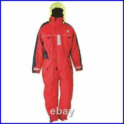 Regatta Coastline 953 Flotation Suit 50N Buoyancy Waterproof Windproof Size 2XL