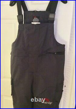 SUNDRIDGE Crossflow Extreme 2pc Flotation Suit, Size Small