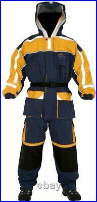 SUNDRIDGE Marine Pro One-Piece RIB Flotation Suit, Size XL