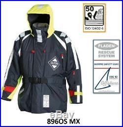 Schwimmanzug, Floatinganzug Fladen Floatation Suit 896OS-Jacke bzw. Set mit Hose