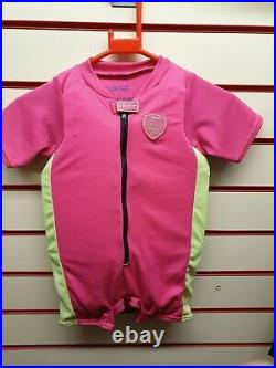Speedo Sea Squad Age 4-5 Girls Swimming Flotation Suit
