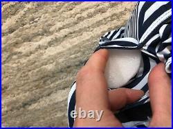 Splash About Float Suit Adjustable Buoyancy floatation Navy, White, 1-2 years