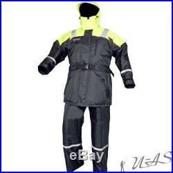Spro Flotation Suit Jacke Gr. M Vom Schwimm Anzug SchwiMMHilfe Thermo Anzug Kva