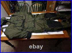 Stearns Hypothermia Protection Flotation Suit 29-87 USCG Mustang Ice Fishing Lg