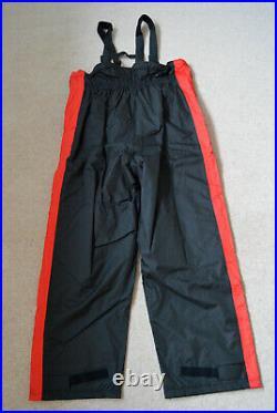 Sundridge Clothing Technology Size XXL SAS Mk 6 Flotation Suit Water Wind Proof