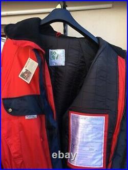 Sundridge Floatation Suit Large Extra Large never been used still has tags