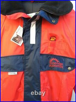 Sundridge Floatation Suit Large Extra Large never been used still has tags
