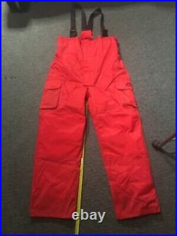 Sundridge SAS Flotation Suit 2 Pieces Fishing Suit S size