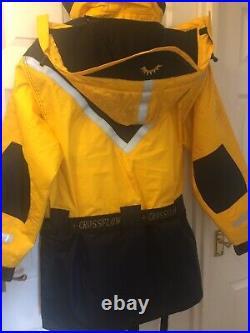 Sundridge SEAFOX PRO Breathable 2 pc Flotation Suit Size Large