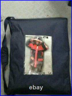 Sundridge sas floatation 2 piece suit. XXL