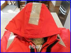 Survival/Flotation/Deck Suit Thermotic Protection New and unused