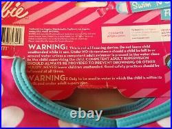 Swim N Style Barbie Flotation Suite Floaty Style Swim Suite Ages 4-7