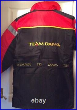 Team Diawa Floatation Suit, size Large Fishing Suit