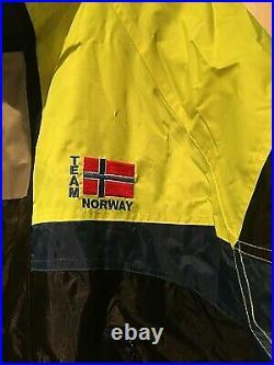 Team Norway II Flotation Suit Floatinganzug Gr. XXXL