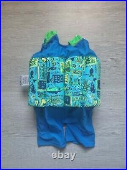Toddler Float Suit, Swim Suit, Floatation Aid age 2-3