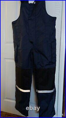Two Piece Flotation Suit -Size Large
