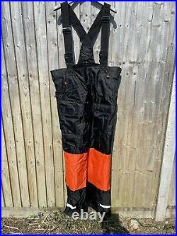 Ultimate 100n Flotation 2 Piece Suit Jacket Bib And Brace Trousers Sea Fishing