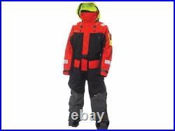 Westin W6 Flotation Suit XL Cremalleras YKK Traje Flotante